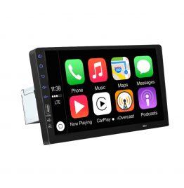 apple carplay android, Single Din Car Stereo